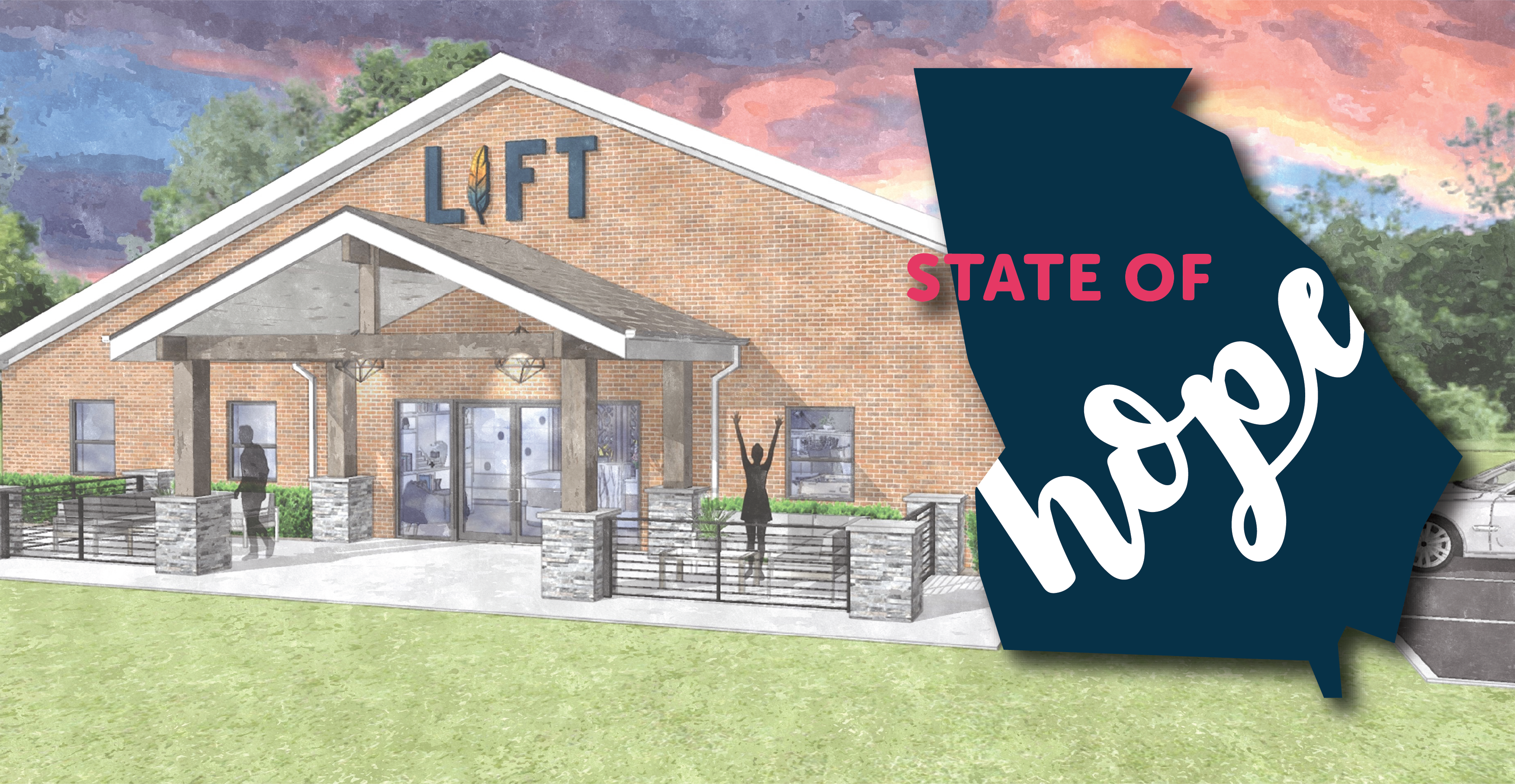 LIFT Youth Center Inc Awarded Funding to Become a State of Hope Site